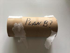 Hope - Plan B Toilet Paper